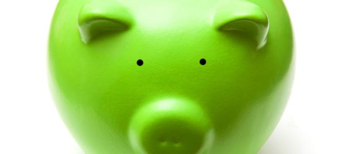 Geld sparen lernen